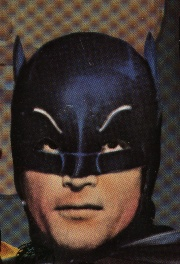 Adam West As Batman